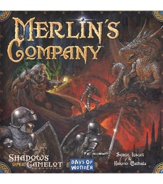 Produkt Shadows over Camelot: Merlin's Company