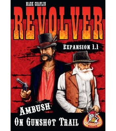 Produkt Revolver: Ambush on Gunshot Trail