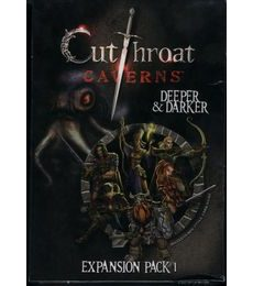 Produkt Cutthroat Caverns: Deeper and Darker