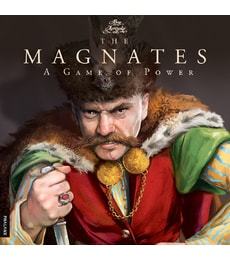 Produkt The Magnates: A Game of Power