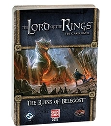 Produkt The LOTR: LCG - The Ruins of Belegost