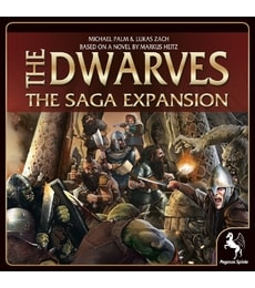 Produkt The Dwarves: The Saga Expansion