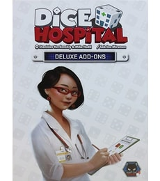 Produkt Dice Hospital: Deluxe Add-ons