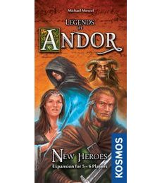 Produkt Legends of Andor (Legendy Andoru) - New Heroes