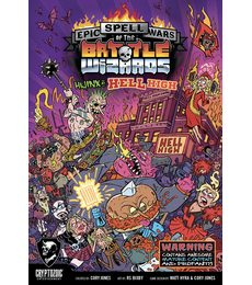 Produkt Epic Spell Wars of the Battle Wizards: Hijinx at Hell High