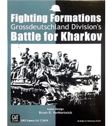 Produkt Fighting Formations: Grossdeutschland Division's Battle for Kharkov
