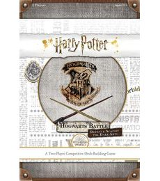 Produkt Harry Potter: Hogwarts Battle - Defence Against the Dark Arts (A Two-Player Competetive Deck-Building Game)