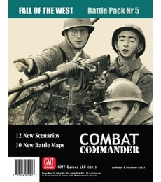 Produkt Combat Commander: Fall of the West (Battle Pack 5)