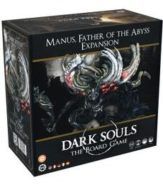 Produkt Dark Souls: The Board Game - Manus, Father of the Abyss Expansion