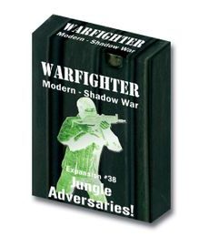 Produkt Warfighter: Jungle Adversaries!