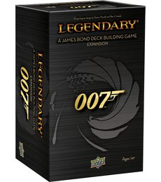 Produkt Legendary: A James Bond Deck Building Game Expansion