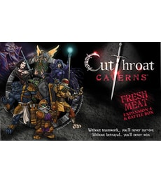 Produkt Cutthroat Caverns: Fresh Meat