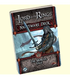 Produkt The LOTR: LCG - Morgul Vale Nightmare deck