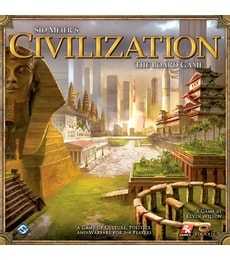 Produkt Sid Meier's Civilization - The Board Game
