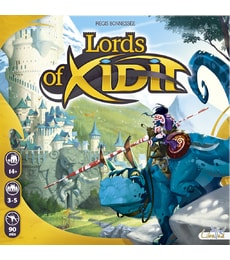 Produkt Lords of Xidit