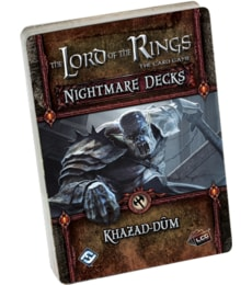 Produkt The LOTR: LCG - Khazad-dum Nightmare Deck
