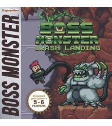 Produkt Boss Monster - Crash Landing