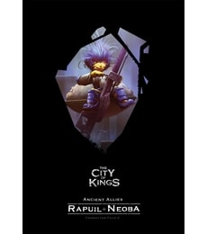 Produkt The City of Kings: Rapuil + Neoba