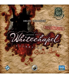 Produkt Letters From Whitechapel: Dear Boss