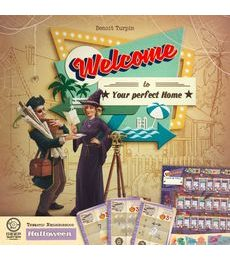 Produkt Welcome to Your Perfect Home - Halloween