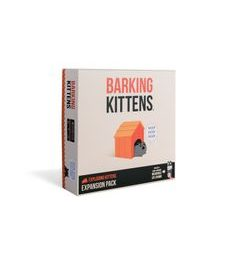 Produkt Exploding Kittens: Barking Kittens - Expansion Pack