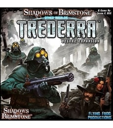 Produkt Shadows of Brimstone: Other Worlds - Trederra