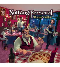 Produkt Nothing Personal - Revised Edition