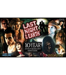 Produkt Last Night on Earth - 10 Years Anniversary Edition
