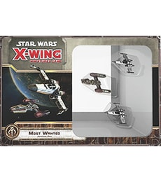 Produkt Star Wars X-Wing: Most Wanted