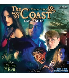 Produkt A Touch of Evil: The Coast expansion