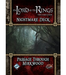 Produkt The LOTR: LCG - Passage Through Mirkwood