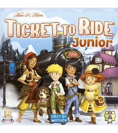 Produkt Ticket to Ride: Junior (CZ)