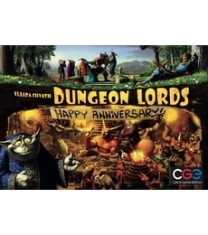 Produkt Dungeon Lords: Happy Anniversary!!