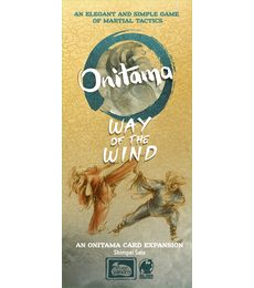 Produkt Onitama - Way of the Wind