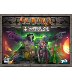 Produkt Clank! Legacy - Acquisitions Incorporated