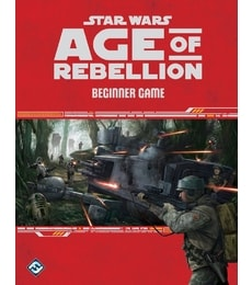 Produkt Star Wars: Age of Rebellion - Beginner Game