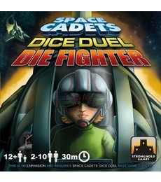 Produkt Space Cadets: Dice Duel - Die Fighter