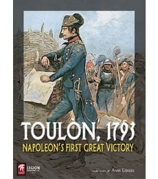 Produkt Toulon, 1793 - Napoleon's First Great Victory