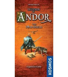 Produkt Legends of Andor (Legendy Andoru) - The Star Shield