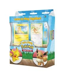 Produkt Let's Play Pokémon - Learn to Play Together!