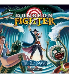 Produkt Dungeon Fighter: The Big Wave Expansion