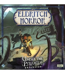 Produkt Eldritch Horror: Under the Pyramids