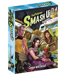 Produkt Smash Up: Cease and Desist