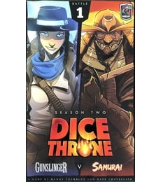 Produkt Dice Throne: Gunslinger vs Samurai