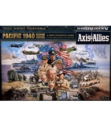Produkt Axis & Allies: Pacific 1940 - Second Edition