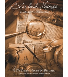 Produkt Sherlock Holmes: The Thames Murders & other cases