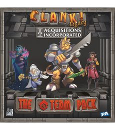 Produkt Clank! Legacy - Acquisitions Incorporated: The C Team Pack