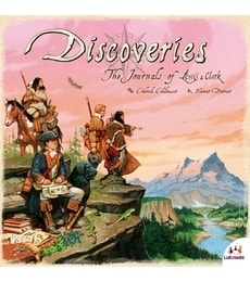 Produkt Discoveries: The Journals of Lewis & Clark