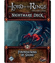 Produkt The LOTR: LCG - Foundations of Stone Nightmare deck