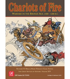 Produkt Chariots of Fire - Warfare in the Bronze Age